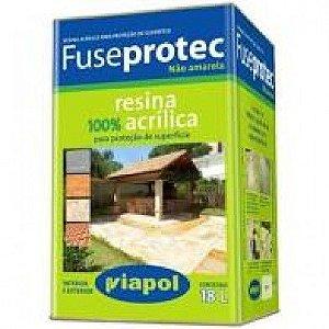 RESINA ACRILICA 18L - FOSCO - B.SOLVENTE - FUSEPROTEC