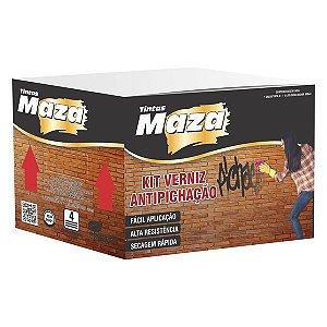 VERNIZ ANTI-PICHACAO 3,6L - KIT - MAZA
