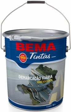 DEMARCACAO VIARIA 18L - BEMAVIA