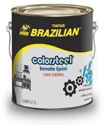 EPOXI BRILHANTE 3,6L COM CATALIZADOR -BRAZILIAN