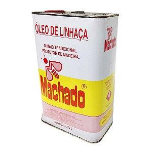 OLEO DE LINHAÇA 5L MACHADO