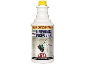 LIMPA POS OBRA 1,0L - SUPER CONCENTRADO - DURATTO