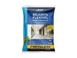 REJUNTE FLEXIVEL 1KG - FORTALEZA