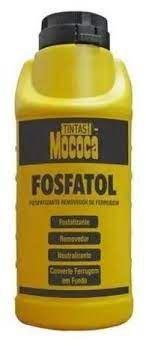 CONVERTEDOR FERRUGEM 1,0L - FOSFATOL- MOCOCA