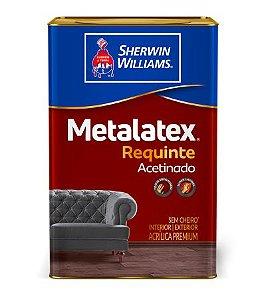 TINTA ACRÍLICA ACETINADO REQUINTE - METALATEX