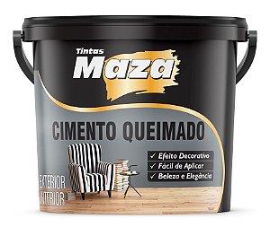 EFEITO CIMENTO QUEIMADO 5,6KG - MAZA