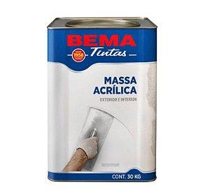 MASSA CORRIDA PVA - BEMA