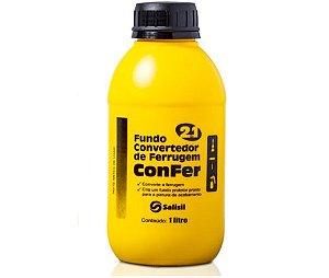 CONVERTEDOR FERRUGEM 1,0L - CONFER