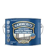 ESMALTE DIRETO NA FERRUGEM - HAMMERITE - CORAL