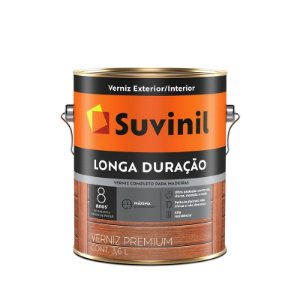 VERNIZ CETOL ULTRA 0,9L INCOLOR LONGA DURAÇÃO SUVINIL