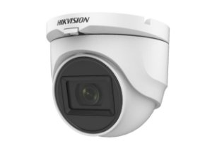 Câmera Dome DS-2CE76D0T-ITPF(C) 2MP 20IR