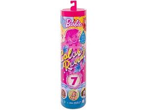 Boneca Barbie - Color Reveal - Festa de Confetti - Surpresa - Mattel