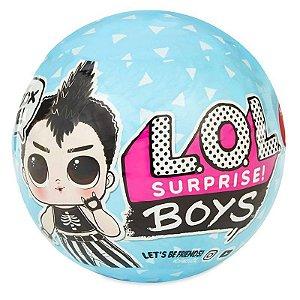 Mini Boneco Surpresa - LOL Surprise! - Boys - 7 Surpresas - Candide
