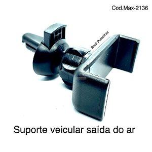 SUPORTE PARA CELULAR VEICULAR MAX-2136