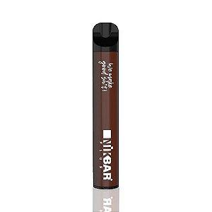 Pod Descartável NikBar Plus - 600 Puffs - Tobacco Nutz