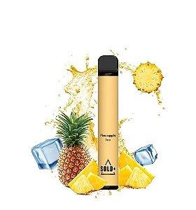Pod Descartável 800 Puffs - Solo + - Vapeman - Pineapple Ice