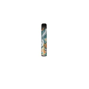 Pod Descartável 800 Puffs - Solo + Lux - Vapeman - Peach Ice