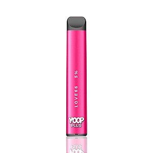Pod descartável Yoop Plus - 800 Puffs - Love 66