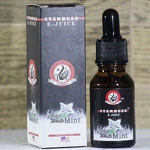 Líquido Starbuzz E-Juice - Exotic White Mint