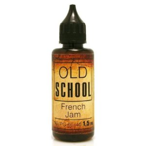 Líquido OLD SCHOOL - French Jam