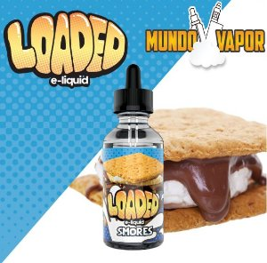Líquido Loaded - Smores