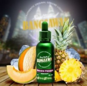 Líquido Bangsawan - Honeydew Pineapple