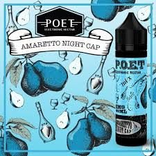 Liquido P.O.E.T. - Amaretto Night Cap Pear