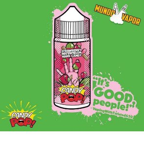Líquido Candy POP! - Strawberry Watermelon