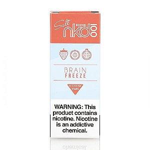 Líquido Nic Salt Naked 100 SALT NICOTINE - Brain Freeze