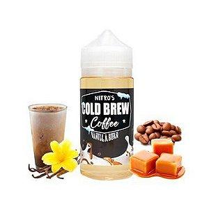 Líquido Nitro's Cold Brew Coffe - Vanilla Bean