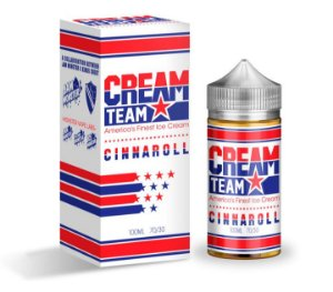 Líquido Cream Team - Cinnaroll