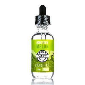 Líquido Usa Vape Lab - Honeydew Melon - Menthol