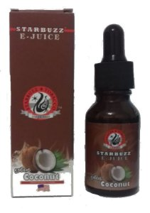 Líquido Starbuzz E-Juice - Exotic Coconut