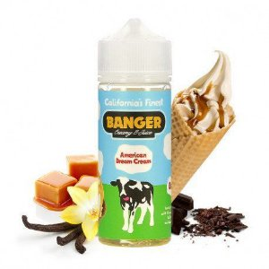 Líquido Banger Creamy E-juice - Fisheye