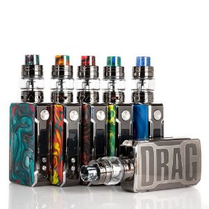 Kit DRAG 2 177w c/ UFORCE T2 - VOOPOO