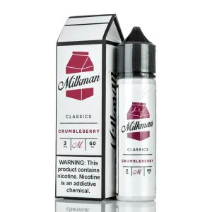Líquido Milkman Classics - Crumbleberry