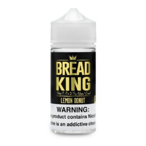 liquido Kings Crest - Bread King - Lemon Donut