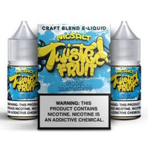 Líquido Twisted Fruit E Liquid - Blue Raspberry