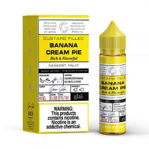 Líquido Glas - Basix Series - Banana Cream Pie