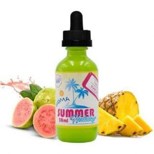 Líquido Dinner Lady - SUMMER HOLIDAYS - Guava Sunrise