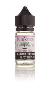 Líquido Ripe Vapes Salt Nicotine - Saltwater Taffy