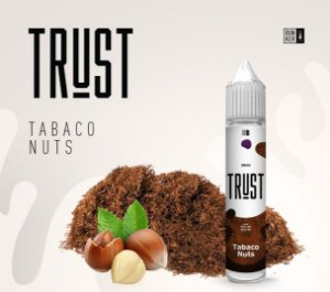Líquido Trust - Tabaco Nuts