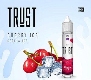 Líquido Trust - Cherry Ice