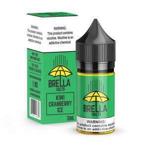 Líquido Salt Nicotine - Brella Salt - Kiwi Cranberry ICE