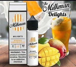Líquido Mango Creamsicle - Delights - MilkMan
