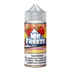 Líquido Salt Nicotine - Mr. Freeze - Strawberry Lemonade