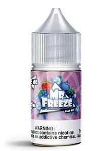 Líquido Salt Nicotine - Mr. Freeze - Berry Frost