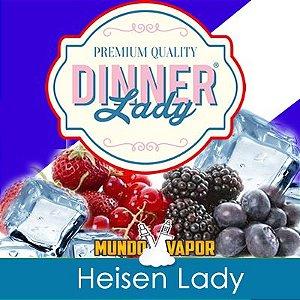 Líquido Dinner Lady Salt - Heisen Lady
