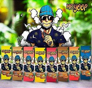 Líquido Nic Salt Mr.Yoop - Tobacco Caramel