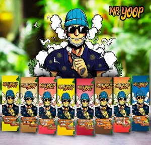 Líquido Mr.Yoop Salt - Tobacco Vanilla